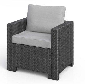 Bica Colorado Lounge Sessel für 46,66€ (statt 70€)