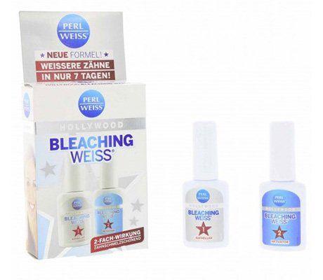 20ml Perlweiss Hollywood Bleaching Weiss Zahnaufhellungs Gel für 3,99€(statt 7€)