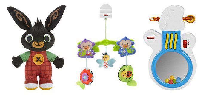 Fisher Price & Barbie Kinder Sale   z.B. Xylophon ab 3 Monaten ab 13€