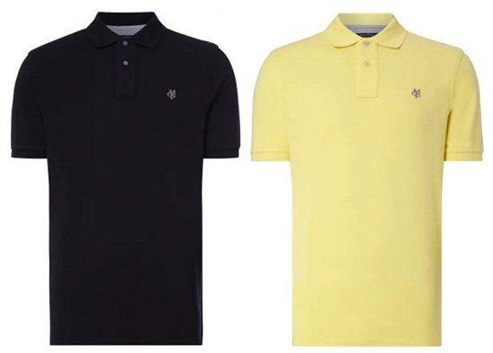 Geht noch! Marc OPolo Regular Fit Poloshirt aus Baumwoll Piqué für 35,96€ (statt 60€)