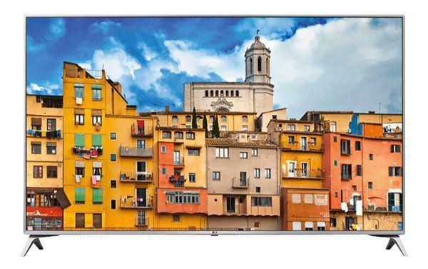 LG 60UJ6519   60 Zoll 4k Fernseher mit Triple Tuner für 877€ (statt 1.300€)