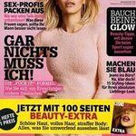 Cosmopolitan Jahresabo für 38,40€ + 25€ Gutschein oder Verrechnungsscheck