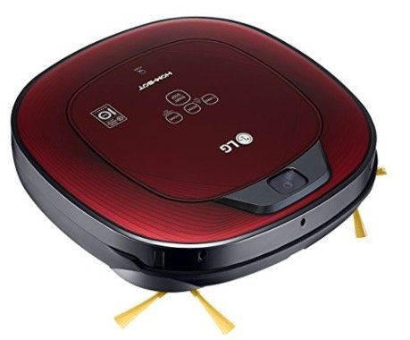 LG HomBot Square VRD 710 RRC Saugroboter mit Fernbedienung für 436€ (statt 496€)