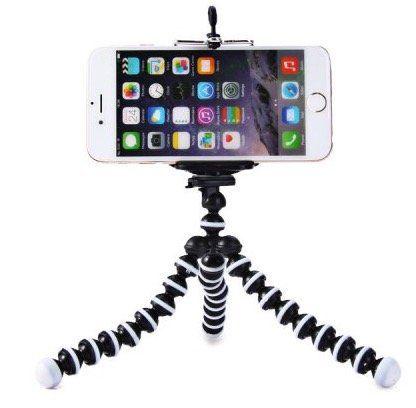 Kleiner Tripod Smartphone Ständer für 1,71€