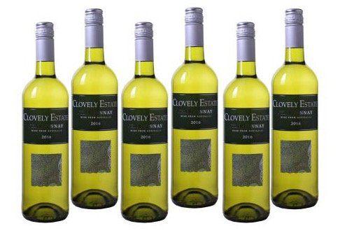 6 Flaschen Clovely Estate Chardonnay für 24,99€ (statt 47€)
