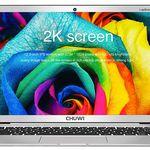 Chuwi LapBook – 12,3 Zoll Notebook mit Metall-Gehäuse für 255,51€