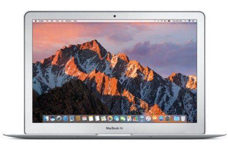Apple Macbook Air (2017)   13 Zoll mit i5, 8GB Ram, 256GB SSD für 1.011€ (statt 1.129€)