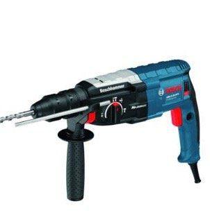 Bosch GBH 2-28 DFV Bohrhammer mit SDS-Plus inkl. 6tlg. Bohr-Meißel-Set in L-Case für 198,99€ (statt 244€)