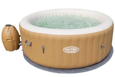 Bestway Lay Z Spa Palm Springs Whirlpool für 323,95€ (statt 399€)