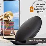 Samsung Galaxy S8 + induktive Ladestation für 69€ + Vodafone Allnet-Flat mit 2GB für 29,99€ mtl.