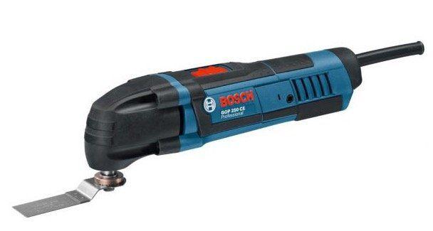 Ausverkauft! Bosch GOP 250 CE Professional Multifunktionswerkzeug in L Boxx für 159,99€ (statt 225€)