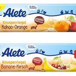 72er Pack Alete Früchteriegel für 11€ (statt 29€) – MHD beachten!