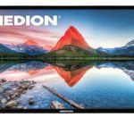 Medion P14118 – 23,6 Zoll Full HD Fernseher mit Triple-Tuner für 159,99€