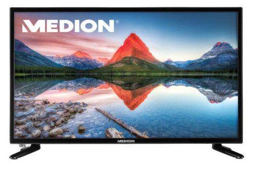 Medion P14118   23,6 Zoll Full HD Fernseher mit Triple Tuner für 159,99€