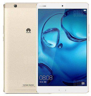 Huawei M3   8,4 Zoll Tablet mit 128GB für 320,39€