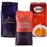 """3kg Kaffeebohnen Probierpaket """"stark und kräftig"""" für 31,99€ (statt 36€)"""