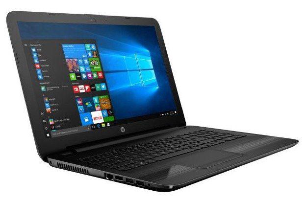 HP 15 ay517ng   einfaches 15 Zoll Notebook mit 256GB SSD + Win 10 für 273,99€ (statt 347€)
