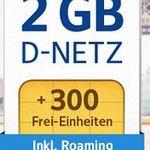 1&1 All-Net & Surf Special ab 6,99€/Monat – bis zu 300 Freieinheiten + 3 GB Internet – 3 Monate gebührenfrei!