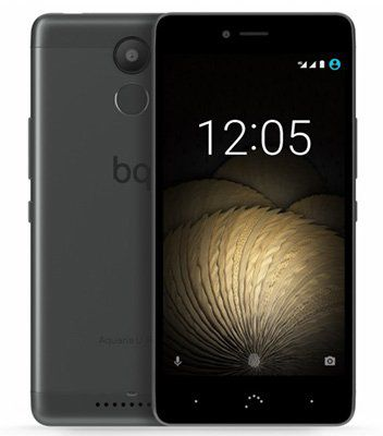 BQ Aquaris U Plus   5 Zoll Smartphone mit 32GB in Schwarz für 182,98€ (statt 231€)