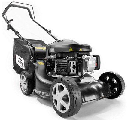 Güde Eco Wheeler 400 PD Blackline Benzin Rasenmäher für 124,99€
