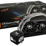 LEPA EXllusion 240 CPU-Wasserkühlung für 75,89€ (statt 105€)