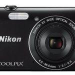 Nikon Coolpix A300 Komptaktkamera Silber oder Pink für je 106,99€ (statt 130€)