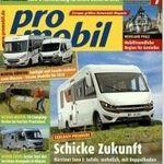 4 Ausgaben promobil für 11,72€inkl. 5€ Gutschein oder Verrechnungsscheck