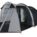 Ausverkauft! High Peak Ancona 5-Personen Zelt mit 2 Eingängen für 108€ (statt 174€)