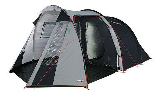 Ausverkauft! High Peak Ancona 5 Personen Zelt mit 2 Eingängen für 108€ (statt 174€)