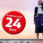 Deutsche Bahn Sommer Tickets   4 Fahrten ab 76€ für junge Leute