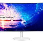 Samsung C27F581FDU – 27 Zoll Curved FHD Monitor mit FreeSync für 222€ (statt 264€)