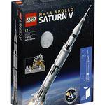 Lego Nasa Apollo Saturn V (21309) für 99,99€ (statt 119€)
