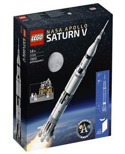 Lego Nasa Apollo Saturn V (21309) für 83,99€ (statt 120€)