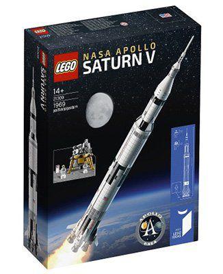 Lego Nasa Apollo Saturn V (21309) für 89,99€ (statt 118€)