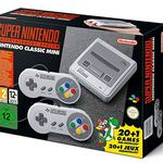 Super Nintendo Classic Mini ab 99,99€ vorbestellen