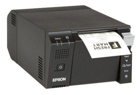Fehler! Epson TM T70II Bondrucker für 38€ (statt 183€)