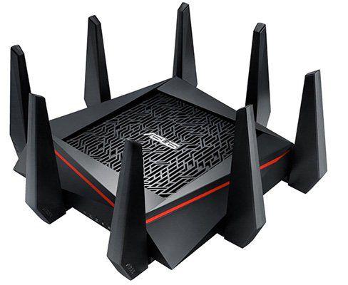 Asus RT AC5300 Triband Gigabit WLAN Router für 175,90€ (statt 283€)