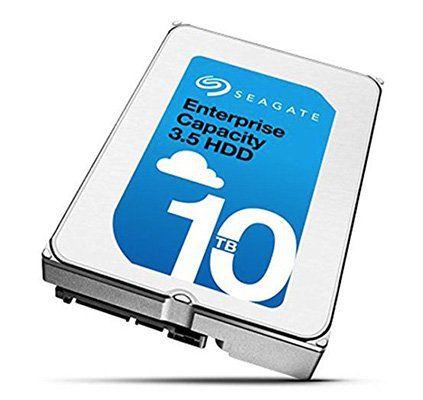 Fehler? Seagate Enterprise Capacity SAS 10TB Festplatte für 224,66€ (statt 435€)