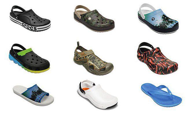 Crocs: 50% Rabatt auf den Sale + VSK frei
