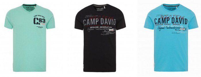 TOP! Camp David & Soccx ALLES zum halben Preis bis Mitternacht!