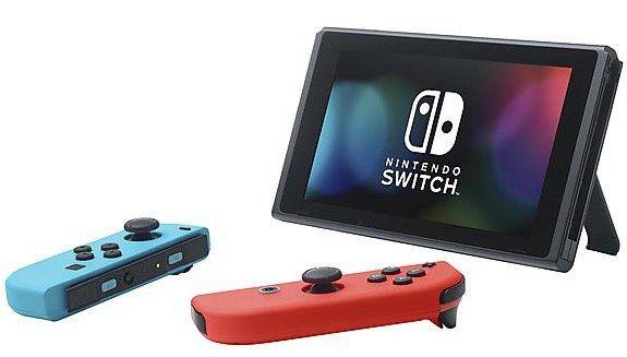 Ab 20 Uhr! Nintendo Switch Konsole nur 302,60€ (statt 334€)