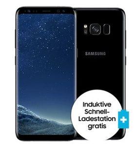 Samsung Galaxy S8 für 29€ + gratis Ladestation + Vodafone Young L mit 6GB LTE für 38,70€ mtl.