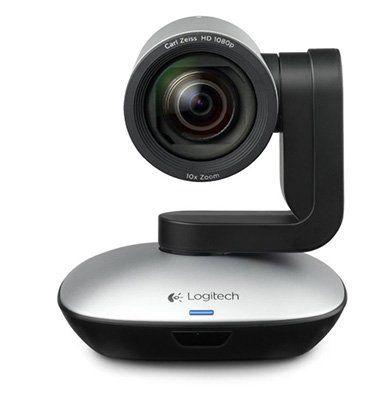 Logitech PTZ Pro Kamera (1080p) Videokonferenzsystem für 513,81€ (statt 574€)