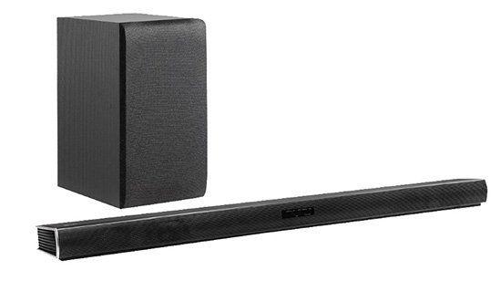 LG DSH5   2.1 Soundbar mit Bluetooth für 125€ (statt 149€)
