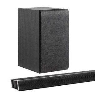 LG DSH5   2.1 Soundbar mit Bluetooth für 111€ (statt 140€)