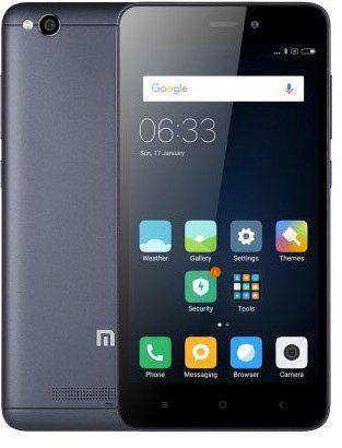 Xiaomi Redmi 4A   5 Zoll Smartphone als Global Version mit LTE Unterstützung für 82,90€ (statt 94€)