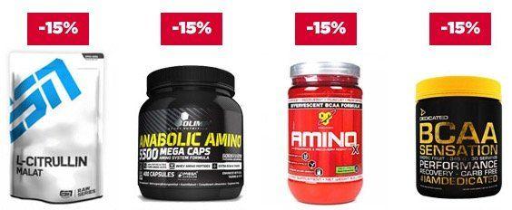 20% auf ESN Whey Proteine oder 15% auf Creatin und Aminosäuren bei fitmart