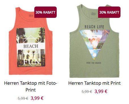 Takko Fashion Sale + 30% Extra Rabatt auf alle Herren Artikel