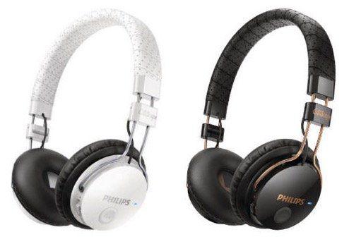 Philips SHB8000 CitiScape Foldie   Bluetooth Stereo Kopfhörer mit Mikrofon für 27,95€ (statt 38€)