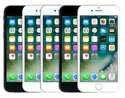 Apple iPhone 7 mit 128GB [generalüberholt] für 504,95€ (statt neu 650€)